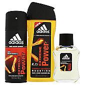 Adidas Extreme Power Trio Gift Set
