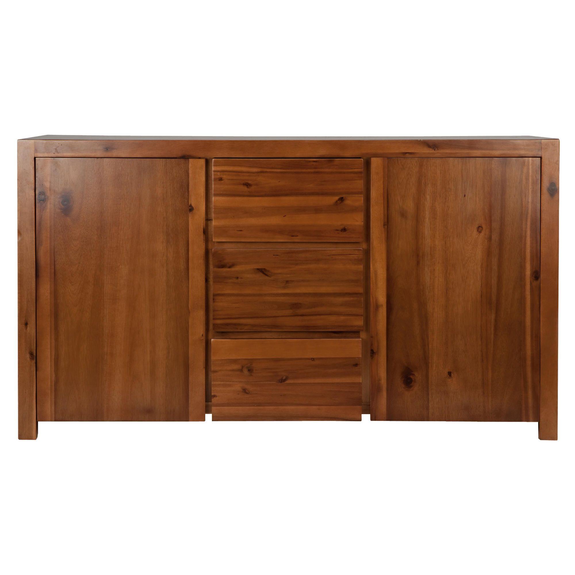 Anisha 3 Drawer 2 Door Sideboard at Tesco Direct