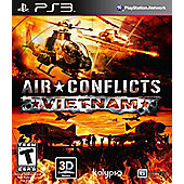 Air Conflicts Vietnam - PS3