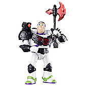 Toy Story Battlesaurs Battle Armour Buzz Figure