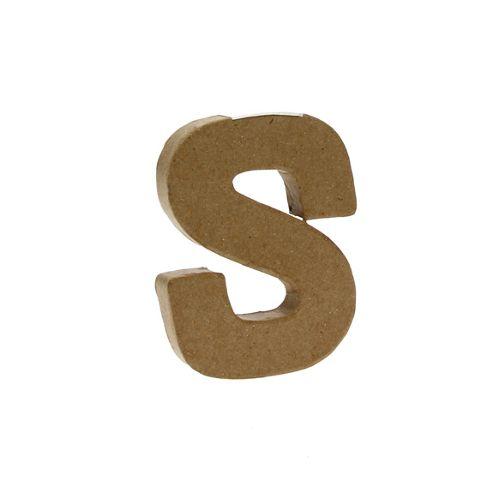 Small Kraft Letter - S