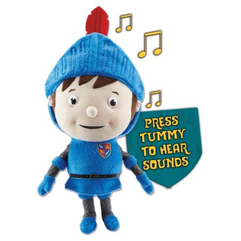 Mike The Knight Soft Toy - Colours and Styles May Vary