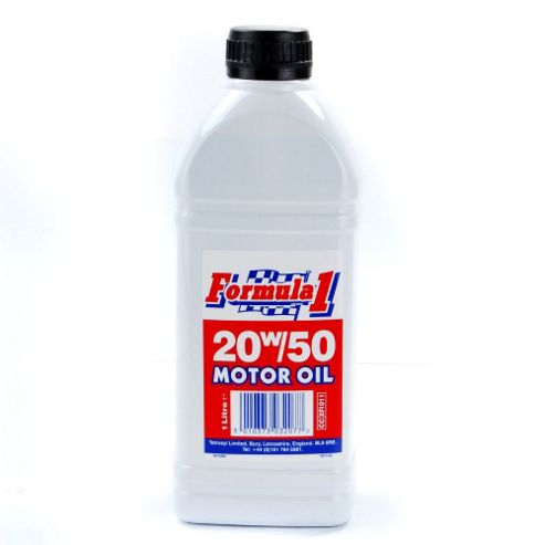 Formula One 20W50 Engine Oil (1 Litre)