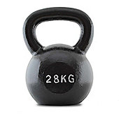 Bodymax 28kg Kettlebell Cast Iron
