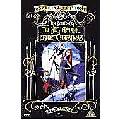 A Nightmare Before Christmas (DVD)