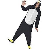 Penguin Onesie Costume Medium