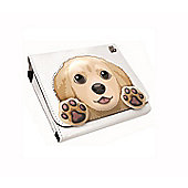 2DS ANIMAL CASE - GOLDEN RETRIEVER
