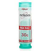 Nelsons Rhus tox 30C 84 Pillules