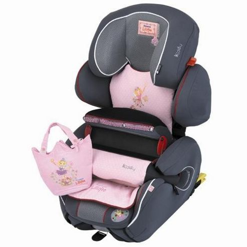 Kiddy Guardianfix Pro 2 Car Seat (Lillifee)