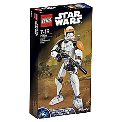 LEGO® Star Wars™ Clone Commander Cody 75108