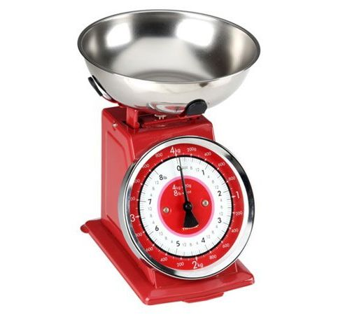 Typhoon Red Retro Scales