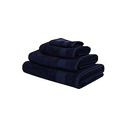 Linea Softer Feel Egyptian Cotton Bath Sheet Navy