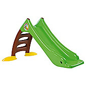 Tesco Junior Slide green