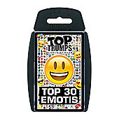 Top Trumps - Top 30 Emotis
