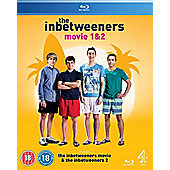 The Inbetweeners Movie 1 & 2 (Blu-ray Box Set)