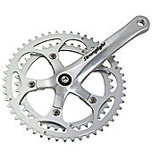 Stronglight Impact 'E' Alloy/Steel 110PCD 38/48 Chainset 170mm Crank