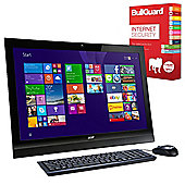 "Acer Aspire Z1-623 DQ.SZXEK.001 21.5"" Core i3 All-in-One PC With BullGuard Internet Security"