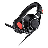 Plantronics RIG Surround Wired 40 mm Headset - Over-the-head - Circumaural