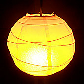 Loxton Lighting Paper Lantern (Set of 2) - 30cm - Apricot