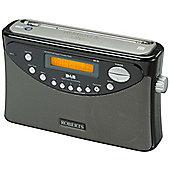 ROBERTS GEMINI 45 DAB/FM PORTABLE RADIO (WHITE)