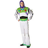 Buzz Lightyear - Adult Costume Size: 42-46