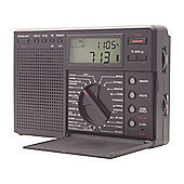 Eton G8 Traveller II Digital Alarm Clock Travel Radio