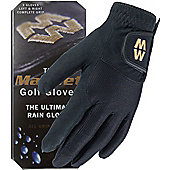 Mac Wet Mens Rain Golf Gloves (Pair) - Multi