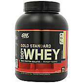 Optimum Nutrition 100% Whey Protein 2.27kg - Banana