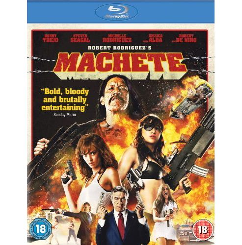 Machete Blu Ray