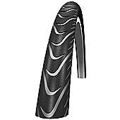 Schwalbe Marathon Supreme Evo HD SpeedGuard RoadStar Compound Folding in Black/Reflex - 28 x 2.00 29ER