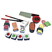 Melissa & Doug Wooden Sushi Slicing Playset