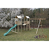 Arundel Twin Compact Climbing Frame