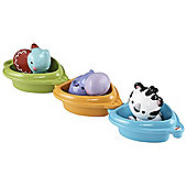 Fisher Price Scoop N Link Bath Boats