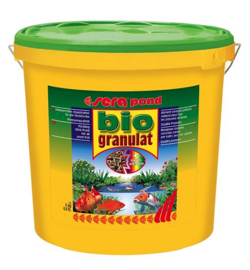 Sera Pond Granulat - 1000 ml