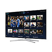 Samsung UE55H6400 55 inch 3D LED Smart TV BlK 400Hz HD Freeview HDMI WiFi