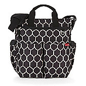 Skip Hop Duo Signature Changing Bag Onyx Tile