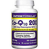Jarrow Co Q10 200mg 30 Capsules