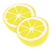 Bigjigs Toys Half Lemon (Pack of 2)
