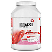 MaxiNutrition Max Powder 1100g Strawberry