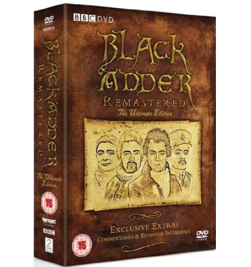 Blackadder - The Ultimate Collection (DVD Boxset)