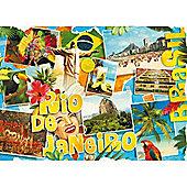 Rio De Janeiro Puzzle
