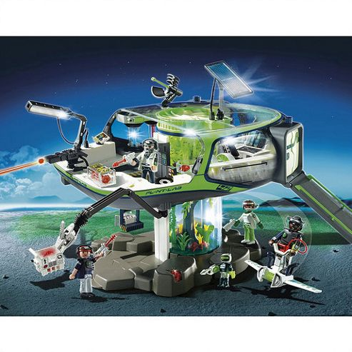Playmobil 5149 E-Rangers Headquarters