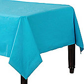 Turquoise Tablecover - 3ply Paper - 1.4m x 2.8m
