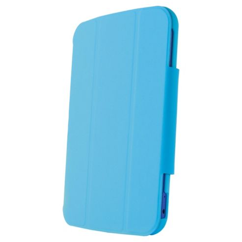 hudl 1  7'' Soft-touch folding case & stand, Turquoise