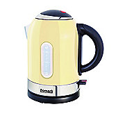 HMKT100CR 3000w 1.7L Cordless Kettle with 360 Degree Base in Cream