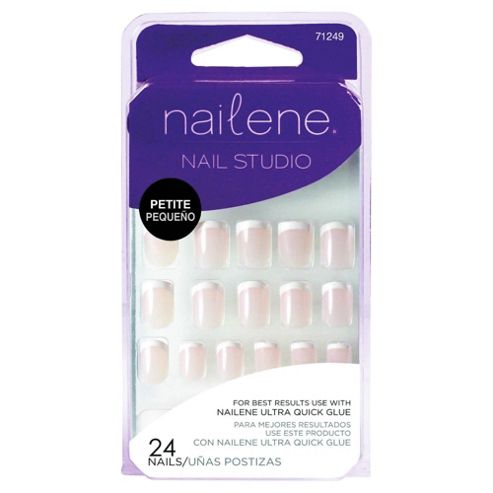 Nailene Nail Studio Artificial Nails Petite French 71249