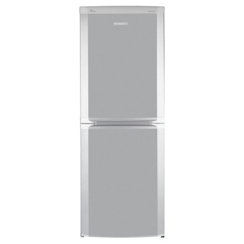 Beko CF5533APS Fridge Freezer, A+, 54.5, Silver