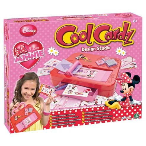 Cool Cardz Minnie Mouse Cool Cards Design Studio