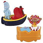 In The Night Garden Roll-along Twin Pack