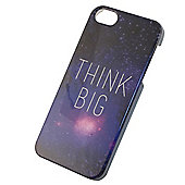Tortoise™ Hard Protective Case, iPhone 5/5S, Purple, Think Big